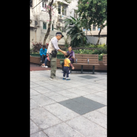 Human Scale in Hong Kong: The tale of Grandfather and Grandson (3 videos)