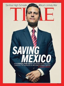 TIME COVER, 2014