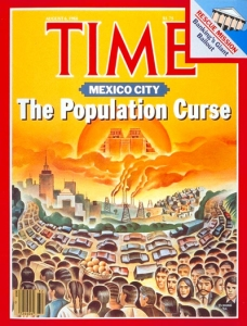 TIME COVER, 1984